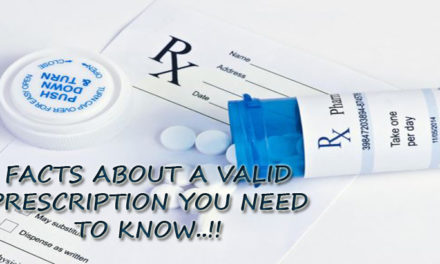 What is a Valid Prescription !!?? Hmm.. Let's See