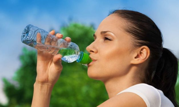 Importance of water for skin and hair